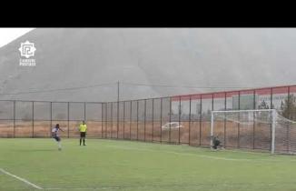Kurşunlu Belediyespor'da penaltı böyle kaçtı