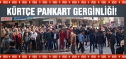 Çankırı'da Kürtçe pankart gerginliği!