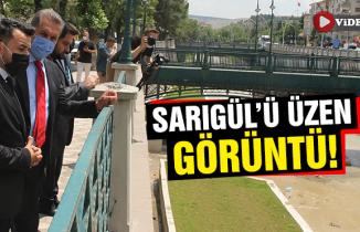 Tatlıçay projesinde Mustafa Sarıgül'ü üzen görüntü!