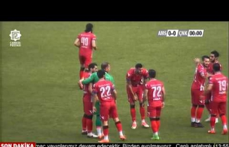 Yeni Amasyaspor - 1074 Çankırıspor 1-1 (FULL Karşılaşma)